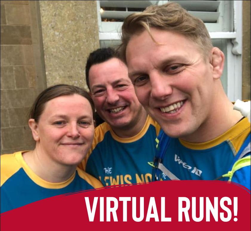 image Virtual Runs!